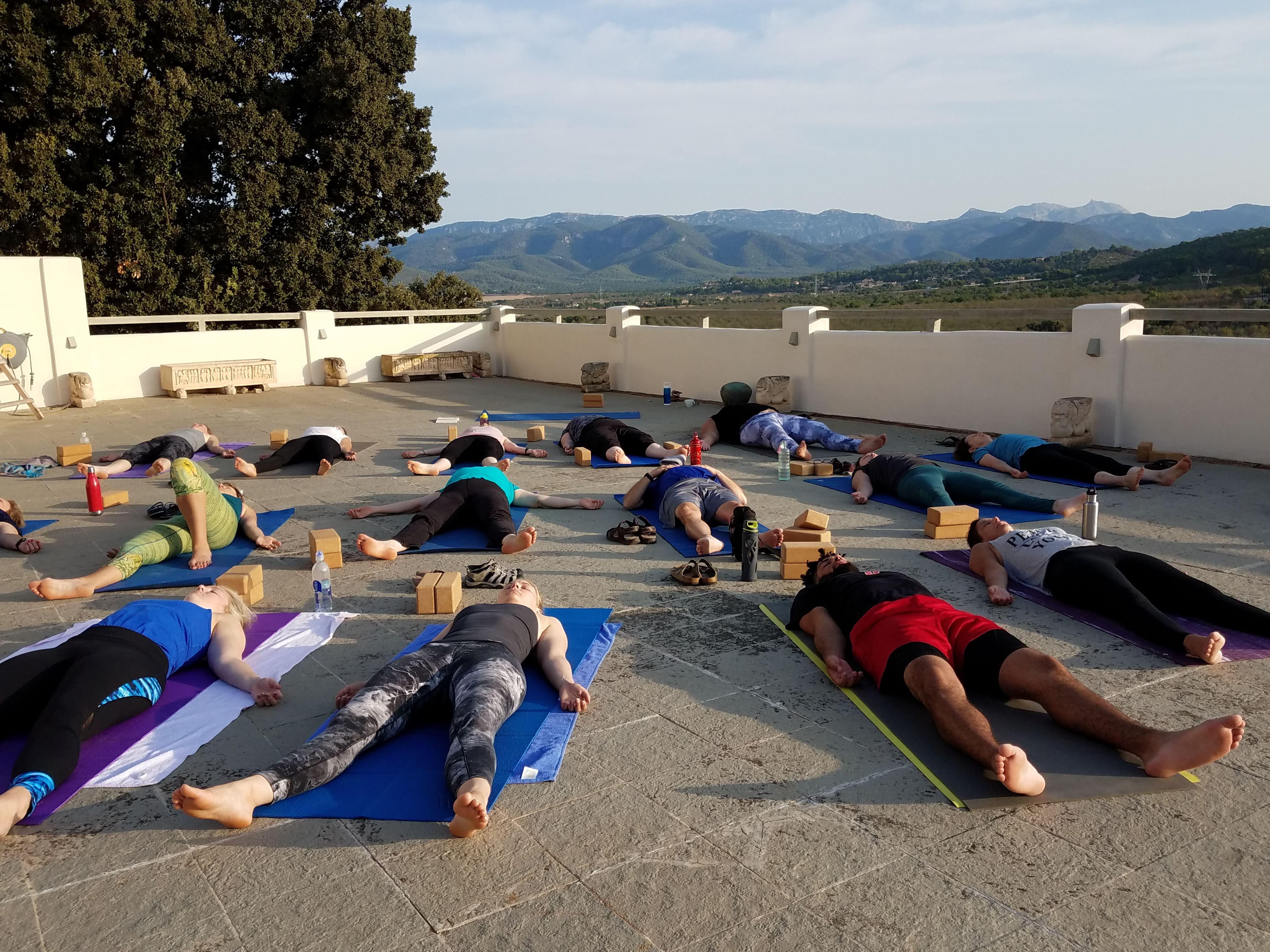 Mandy Ryle Yoga Retreats