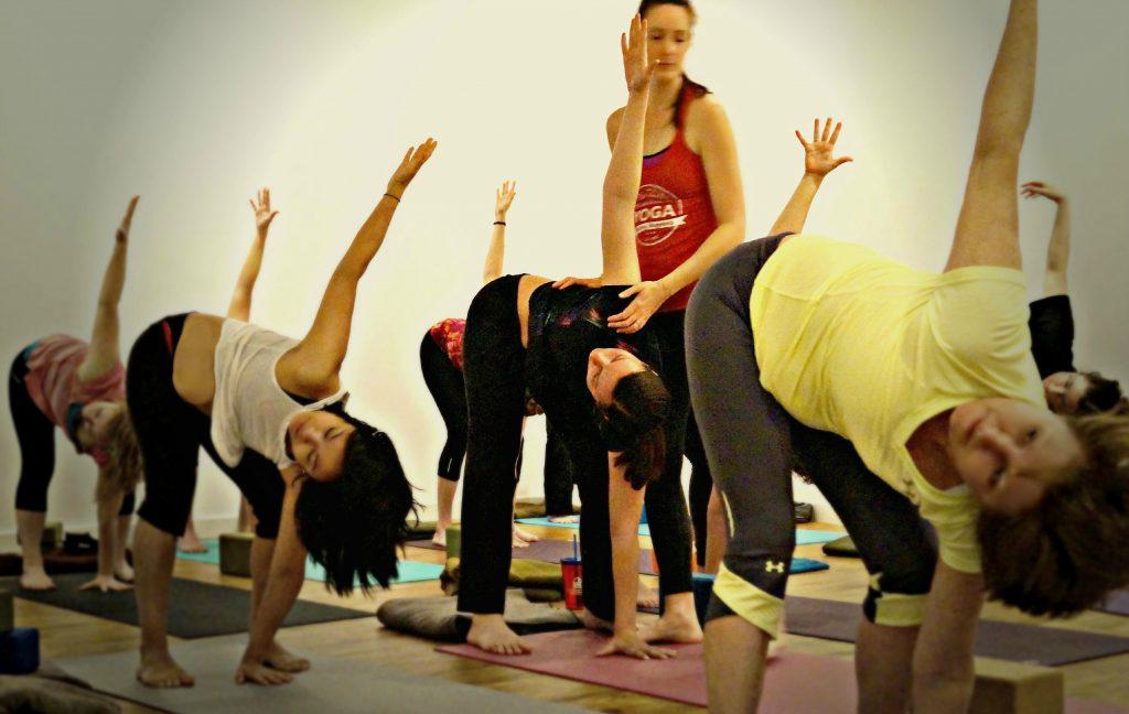 Mandy Ryle Yoga Classes